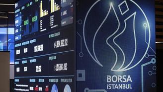 Borsa ilk yarıda yüzde 1'in üzerinde değer kaybetti
