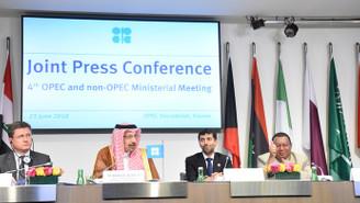 OPEC toplantısında uzlaşma sağlandı