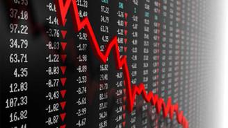 Borsa yüzde 5,26 değer kaybetti