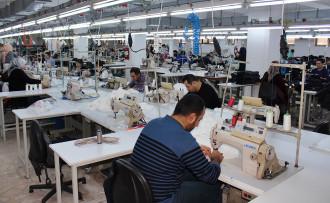 Hazır giyim sektörü Iğdır'da buluşuyor