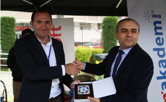 Uyumsoft, Aydın Üniversitesi Kariyer Fuarı 2017'ye katıldı