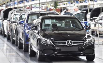 Mercedes'e egzoz gazı soruşturması