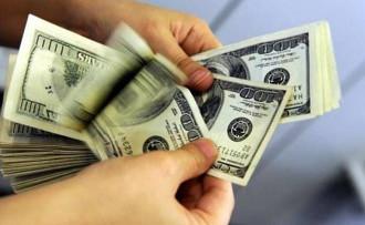 Dolar dar bantta dalgalandı