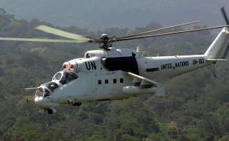 Mali'de BM helikopteri düştü