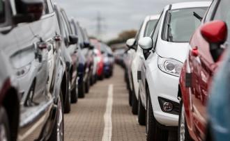 Brexit otomobil satışlarını vurdu