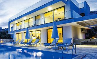 Villa kiralama otellere alternatif oldu
