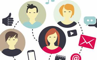 Markalar, sosyal fenomen pazarında