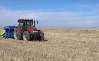 Sürdürülebilir gelecek akıllı tarım makineleriyle gelecek