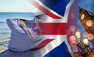 İngiliz müşteri fason plaj çantası ürettirecek