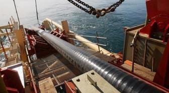 TürkAkım doğal gaz boru hattında son bir yıla girildi