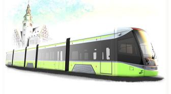 Durmazlar'ın yerli tramvayı Panorama, Polonya yolcusu