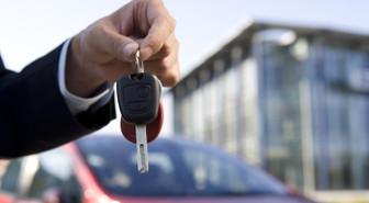 Tek tuşla, kredi hesapta sıfır araç kapıda olacak!