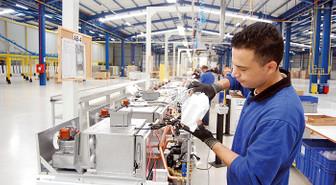Sanayi üretiminde yüzde 3,6 düşüş