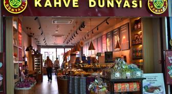 Kahve Dünyası yurt dışında 15. şubesini Dubai'de açtı