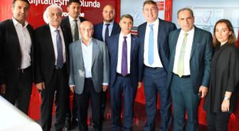 TOBB ve Vodafone, Diyarbakır'da KOBİ'lerle buluştu