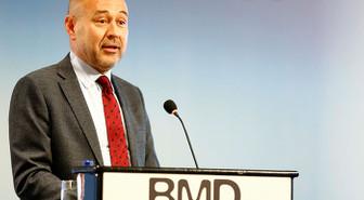 BMD Başkanlığı'na yeniden Sinan Öncel seçildi