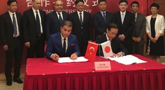 Aksa Jeneratör ile Mitsubishi ortak şirket kurdu