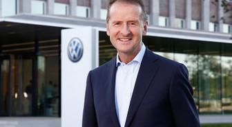Volkswagen CEO'su Diess'ten Türkiye'de yatırım açıklaması
