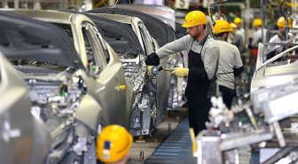 Otomobil üretimi kasımda yüzde 9 arttı