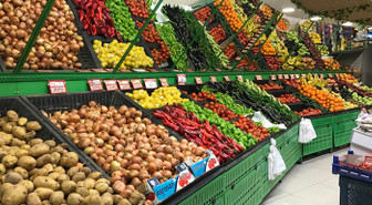 Enflasyon gıdadan beslendi