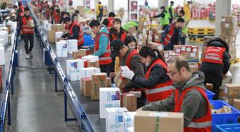 Çin'den siparişe yüzde 20 vergi