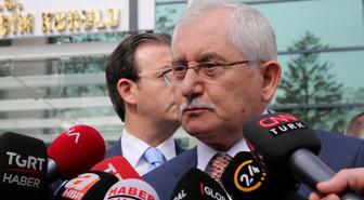 YSK Başkanı, oy oranlarını açıkladı