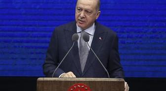 Erdoğan: Asgari ücret ve istihdam teşviki 2020'de sürecek