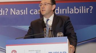 TÜSİAD Yönetim Kurulu Üyesi Oran: Ekonomi belli bir dengeye oturdu
