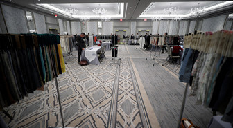 Türk tekstil firmaları ABD'de görücüye çıktı