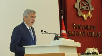 İSO Başkanı Bahçıvan: Arzu ettiğimiz büyüme, 'nitelikli büyüme'dir