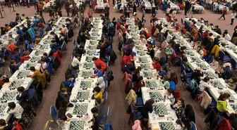 2 bin 500 satranççı milli olmak için Antalya'da yarışıyor