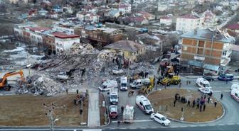 AFAD: Bölgede 228 artçı sarsıntı meydana geldi