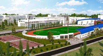 10 bin metrekarelik spor tesisi kiraya veriliyor