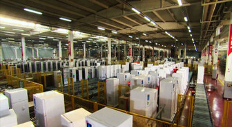 Vestel yeniden üretime başladı