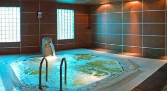 Belediyeden 136 odalı kiralık termal otel