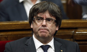 Katalan lider Puigdemont, Danimarka'ya gitti