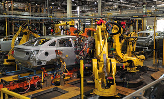 Otomotiv üretimi 9 ayda yüzde 5 düştü