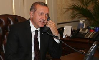 Cumhurbaşkanı Erdoğan'dan Kaşıkçı ailesine taziye telefonu