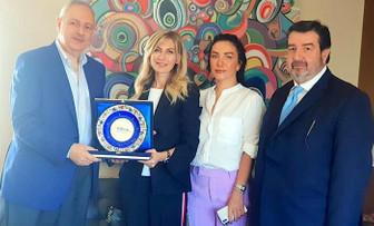 Sanat, kültür, turizm ve alışveriş Ürdün Türkiye festivalinde