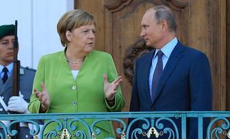 Putin ile Merkel Ukrayna krizini görüştü