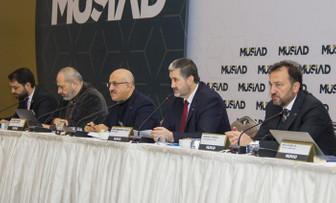 MÜSİAD Türkiye başkanlarından ortak açıklama
