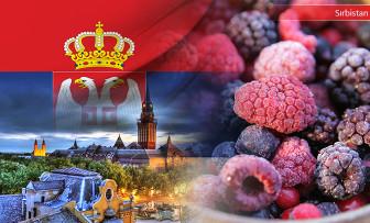 Sırp firma dondurulmuş meyve ithal edecek