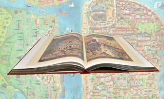 Özel baskıyla Evliya Çelebi'nin 17. yüzyıl İstanbul'u
