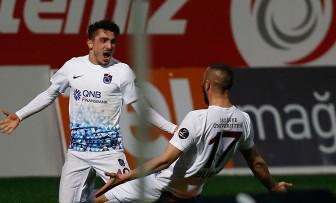 Trabzonspor geriye düştüğü maçtan galip ayrıldı