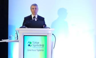 Türkiye Sigorta Birliği'nde Çağlar yeniden başkan
