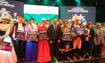 'Altın Karagöz' Bulgaristan'ın oldu