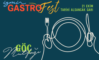 Ekim'de İzmir'de gastronomi festivali var: GastroFest