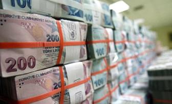 Bütçe açığı 2018'de 72.6 milyar lira oldu