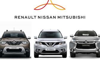 Renault-Nissan-Mitsubishi'den 10,76 milyon satış