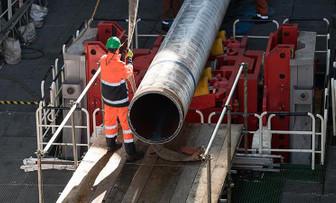 Türk Akım'ın ilk ayağına doğal gaz pompalanmaya başlandı